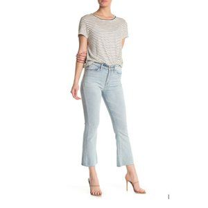 7 For All Mankind High Rise Kick Flare Kinn Jeans